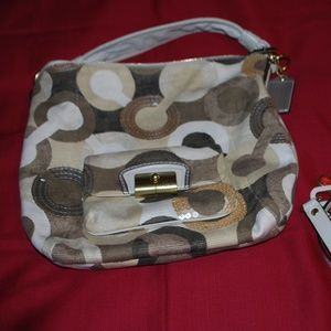 Fun Coach Purse - EUC